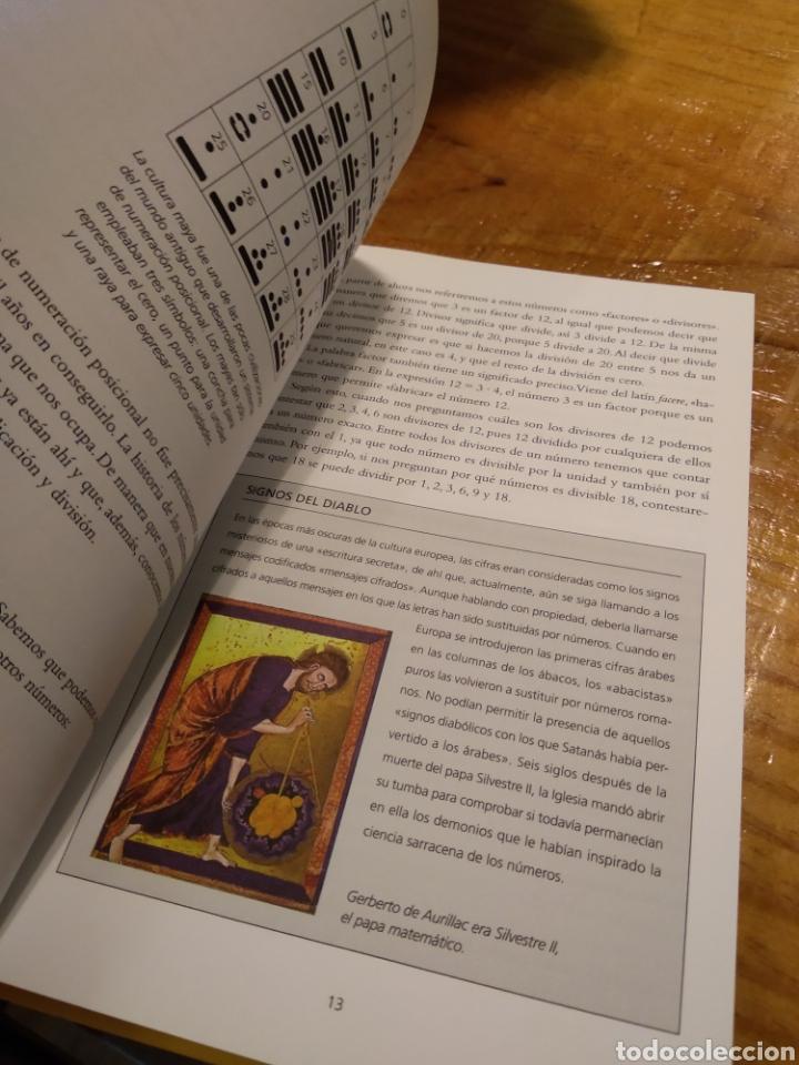 Libros de segunda mano de Ciencias: EL MISTERIO DE LOS NÚMEROS PRIMOS. - Foto 4 - 194933647