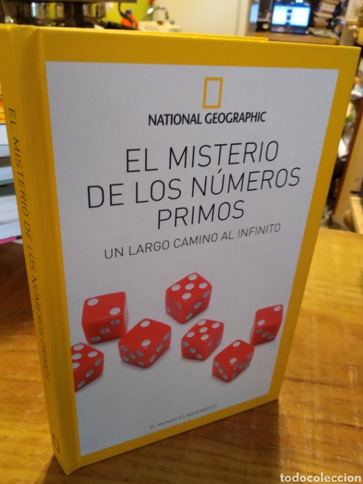 EL MISTERIO DE LOS NÚMEROS PRIMOS. (Libros de Segunda Mano - Ciencias, Manuales y Oficios - Física, Química y Matemáticas)