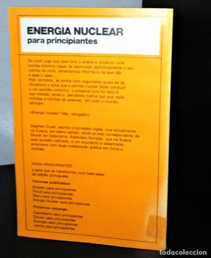 Libros de segunda mano de Ciencias: Energia Nuclear para Principiantes de Stephen Croall - Foto 2 - 194973583