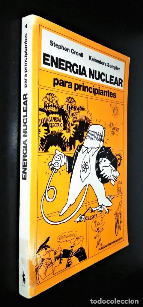 Libros de segunda mano de Ciencias: Energia Nuclear para Principiantes de Stephen Croall - Foto 3 - 194973583