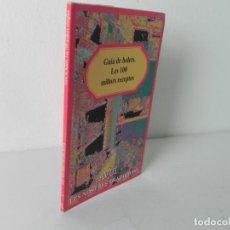 Libros de segunda mano: GUIA DE BOLETS. LES 100 MILLORS RECEPTES - AVIU (PREMSA CATALANA,S.A. - 1994). Lote 195031313