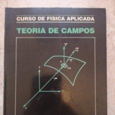 Libros de segunda mano de Ciencias: CURSO DE FISICA APLICADA. TEORIA DE CAMPOS. RAMON MARTINEZ. Mª CARMEN MILLAN GONZALEZ. SPUPV. 1991.. Lote 195066652