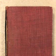 Libros de segunda mano de Ciencias: CURSO FUNDAMENTAL DE QUÍMICA. DR. JOSÉ L. LEÓN FERNÁNDEZ. SEGUNDA EDICIÓN 1960.. Lote 195144256