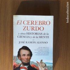 Libros de segunda mano: EL CEREBRO ZURDO. Lote 195198787