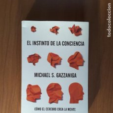 Libros de segunda mano: EL INSTINTO DE LA CONCIENCIA. Lote 195199351