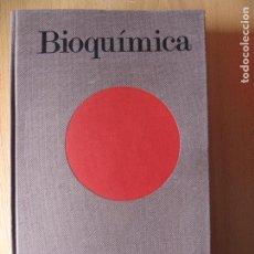 Libros de segunda mano: BIOQUÍMICA.- LEHNNINGER.- EDITORIAL OMEGA.- 1974. Lote 195216336