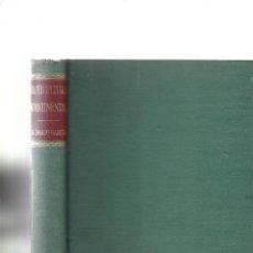 Libros de segunda mano: ACUICULTURA CONTINENTAL - LUIS PARDO - SALVAT EDITORIAL 1951 / ILUSTRADO. Lote 195217015