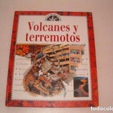 Libros de segunda mano: VOLCANES Y TERREMOTOS. DESCUBRIMIENTOS. DR ELDRIDGE MOORES. Lote 195268206
