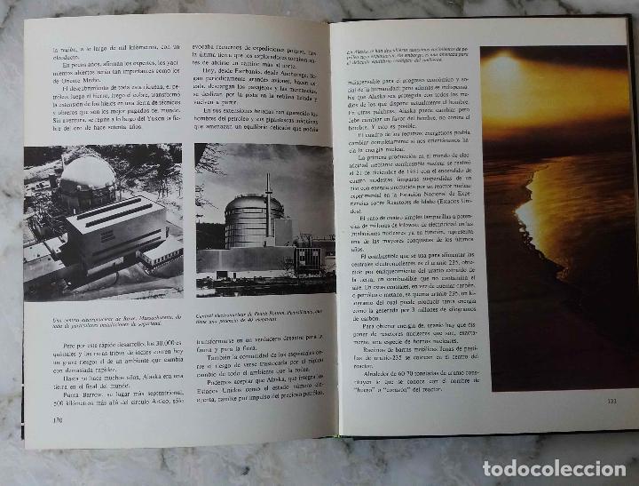 Libros de segunda mano: CUESTIÓN DE VIDA O MUERTE. GIORDANO REPOSSI.HISTORIA ILUSTRADA DE LA ECOLOGÍA.LIBRO CÍRCULO LECTORES - Foto 2 - 195303115