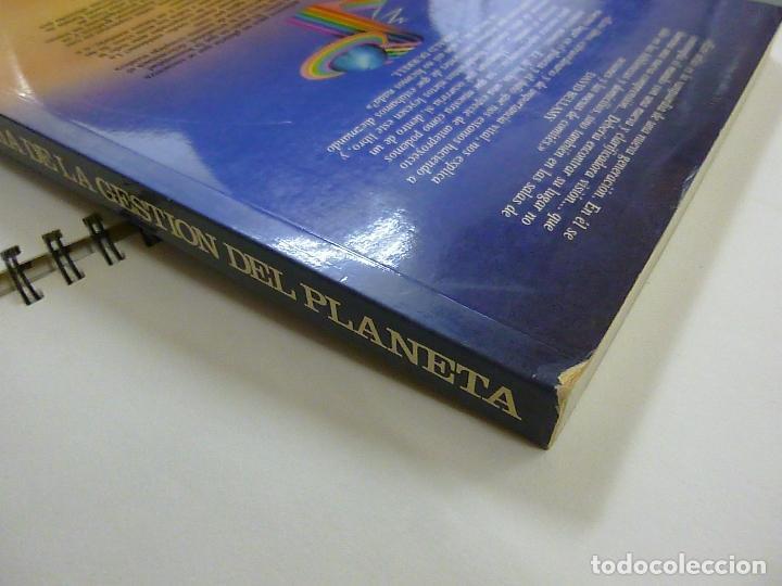 Libros de segunda mano: EL ATLAS GAIA DE LA GESTION DEL PLANETA - HERMANN BLUME - N 7 - Foto 3 - 195314722