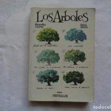 Libros de segunda mano: MERCEDES ALSINA ASER. LOS ÁRBOLES. DIBUJOS DE RAFAEL ABUSTO. 1997. Lote 195333990