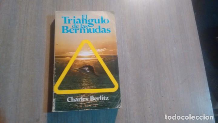EL TRIANGULO DE LAS BERMUDAS - CHARLES BERLITZ - (Libros de Segunda Mano - Ciencias, Manuales y Oficios - Física, Química y Matemáticas)
