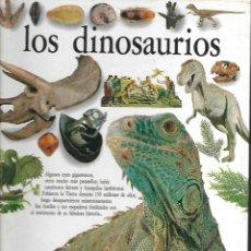 Libros de segunda mano: LOS DINOSAURIOS BIBLIOTECA VISUAL ALTEA . Lote 195422858