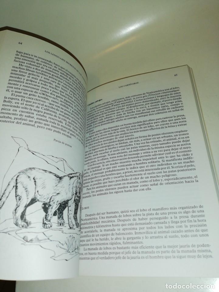 Libros de segunda mano: Vinson brown , los lenguajes secretos de los animales - Foto 5 - 195438998