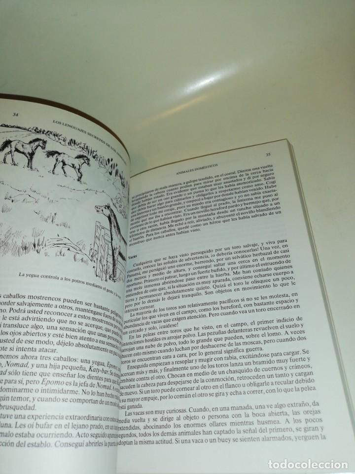 Libros de segunda mano: Vinson brown , los lenguajes secretos de los animales - Foto 6 - 195438998