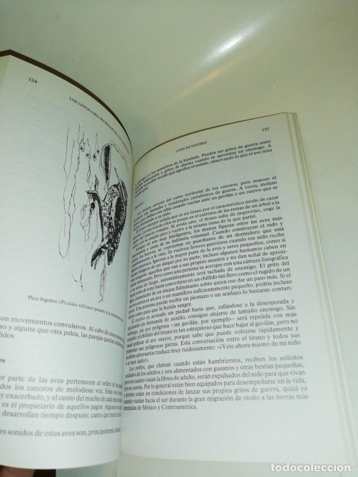 Libros de segunda mano: Vinson brown , los lenguajes secretos de los animales - Foto 7 - 195438998