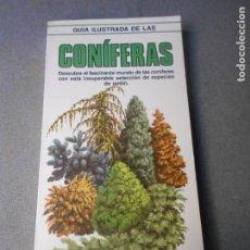 Libros de segunda mano: CONIFERAS. Lote 195487655