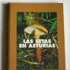 Libros de segunda mano: LAS SETAS DE ASTURIAS - JUAN SANCHEZ-OCAÑA SERRANO, ENRIQUE RUBIO DOMINGUEZ, MANUEL ANTONIO MIRANDA. Lote 195505453