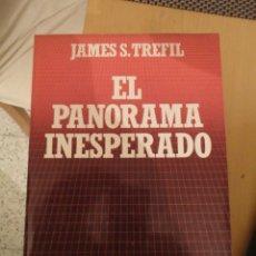 Libros de segunda mano de Ciencias: EL PANORAMA INESPERADO. JAMES S. TREFIL. BIBLIOTECA CIENTIFICA SALVAT. Nº 39. Lote 195523952