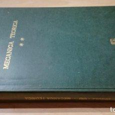 Libros de segunda mano de Ciencias: MECANICA TEORICA CLASICA Y RELATIVISTA - TOMO II- - J M IÑIGUEZ / R CID - DOSSATK301. Lote 195578805