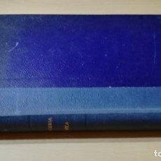 Libros de segunda mano de Ciencias: INTRODUCCION INGENIERIA QUIMICA - ANTONIO RIUS MIRO - ED ALFA MADRID 1944LL505. Lote 195584382