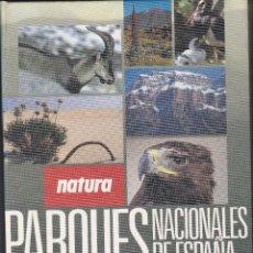 Libros de segunda mano: PARQUES NACIONALES DE ESPAÑA. Lote 196510011
