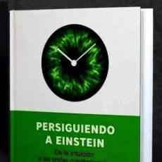 Libros de segunda mano de Ciencias: EINSTEIRN. DE LA INTUICION A LAS ONDAS GRAVITACIONALES. RELATIVIDAD GENERAL Y ESPECIAL. FISICA.. Lote 196543432