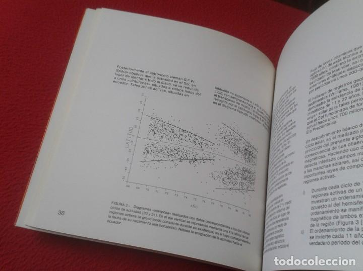 Libros de segunda mano de Ciencias: LIBRO 1987 LECCIONES DE FÍSICA SOLAR IAC INSTITUTO ASTROFÍSICA CANARIAS, 211 PÁGINAS, Nº 5 SERIE C - Foto 5 - 196781071