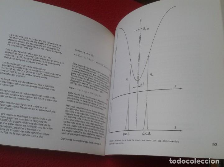 Libros de segunda mano de Ciencias: LIBRO 1987 LECCIONES DE FÍSICA SOLAR IAC INSTITUTO ASTROFÍSICA CANARIAS, 211 PÁGINAS, Nº 5 SERIE C - Foto 6 - 196781071