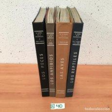 Libros de segunda mano: EL MUNDO DE LA NATURALEZA. Lote 196946067