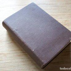 Libros de segunda mano de Ciencias: TRATADO DE FISICA GENERAL . D. ENRIQUE NAVASA PEREZ Y D. EMILIO RUIZ DE CLAVIJO Y ARAGON .. Lote 197081476