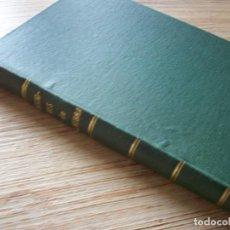 Libros de segunda mano de Ciencias: NOCIONES DE ALGEBRA . NUEVAS GRAFICAS S.A. MADRID .. Lote 197089598