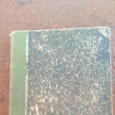 Libros de segunda mano de Ciencias: MATEMÁTICAS SÉPTIMO CURSO DE BACHILLERATO AÑO 1945. Lote 197638743