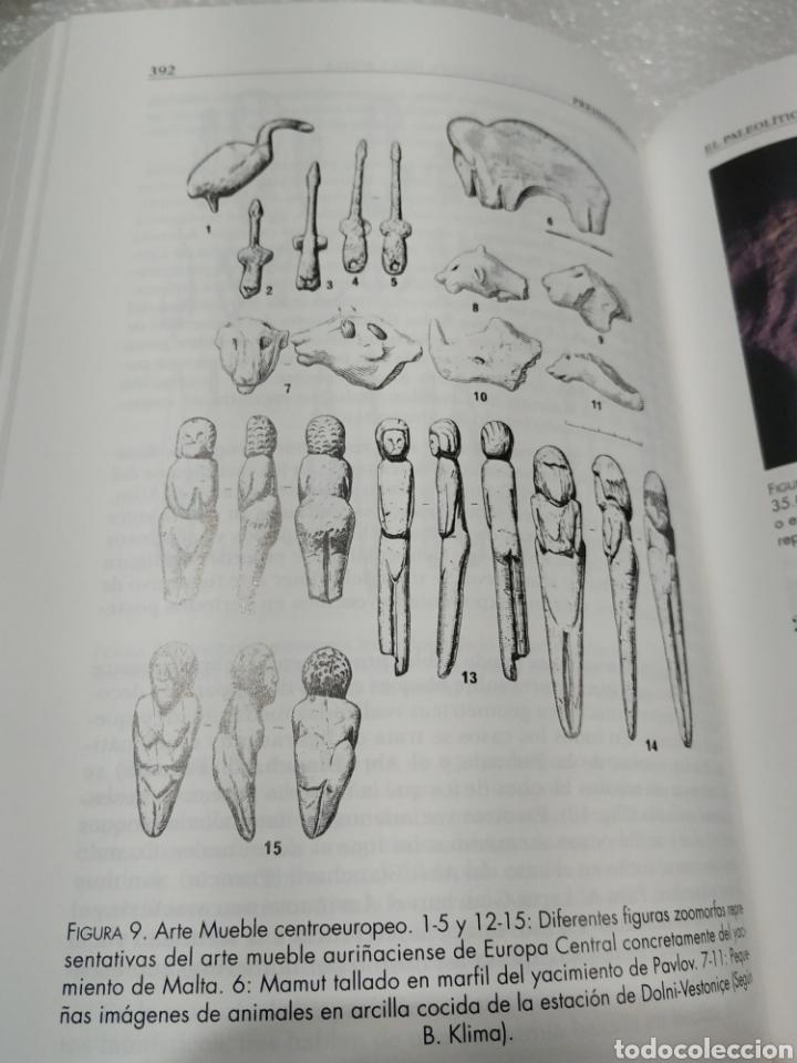 Libros de segunda mano: PREHISTORIA. UNED. 2 tomos. Nuevos - Foto 4 - 197673647