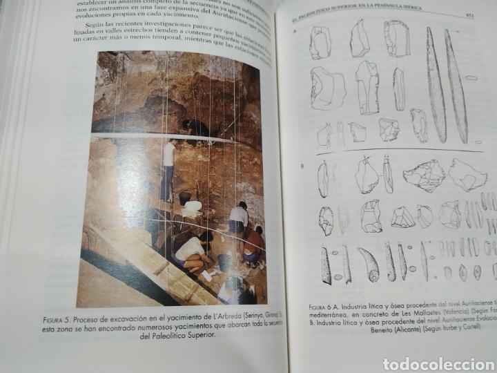 Libros de segunda mano: PREHISTORIA. UNED. 2 tomos. Nuevos - Foto 5 - 197673647