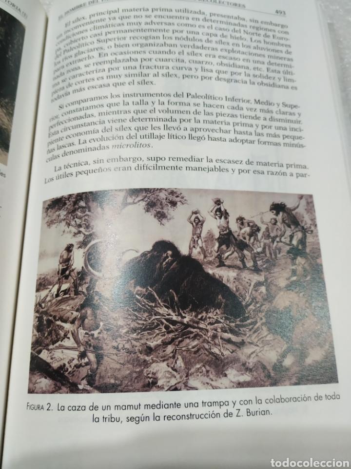 Libros de segunda mano: PREHISTORIA. UNED. 2 tomos. Nuevos - Foto 6 - 197673647