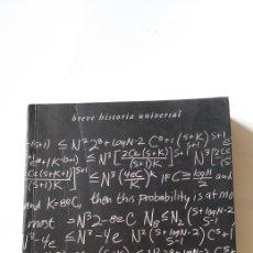 Libros de segunda mano de Ciencias: ASCENSO INFINITO. Lote 197691105
