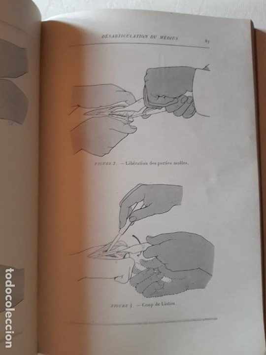 Libros de segunda mano: SOUPAUL. TEOHNIQUES DE MEDICINE OPERATOIRE. 1929. EN FRANCES. ANATOMIA MEDICINA - Foto 2 - 197915076