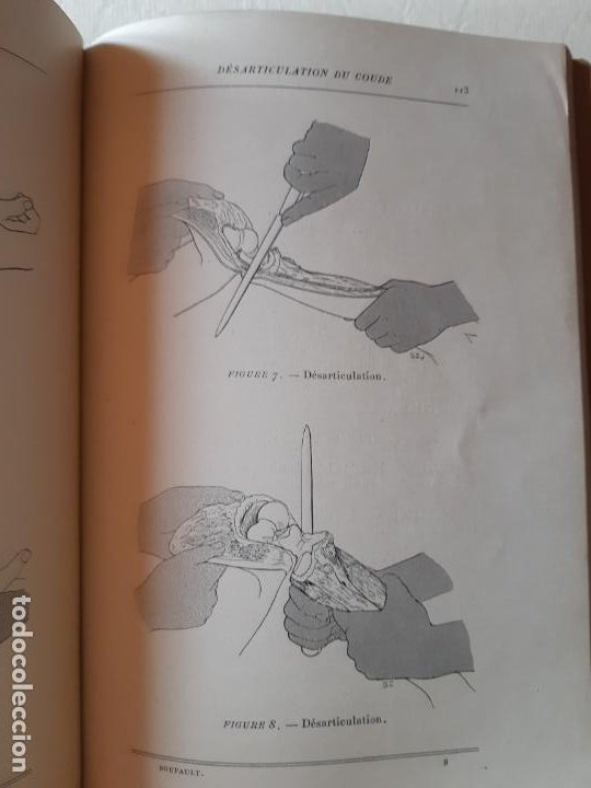 Libros de segunda mano: SOUPAUL. TEOHNIQUES DE MEDICINE OPERATOIRE. 1929. EN FRANCES. ANATOMIA MEDICINA - Foto 3 - 197915076