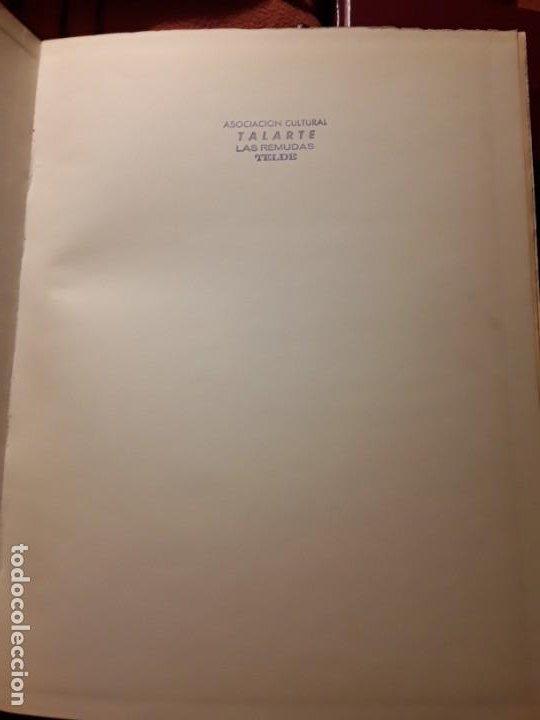 Libros de segunda mano: Flora de Gran Canaria, de Gunter y Mary Anne Kunkel (4 vol.). Completa. Canarias - Foto 7 - 198235037