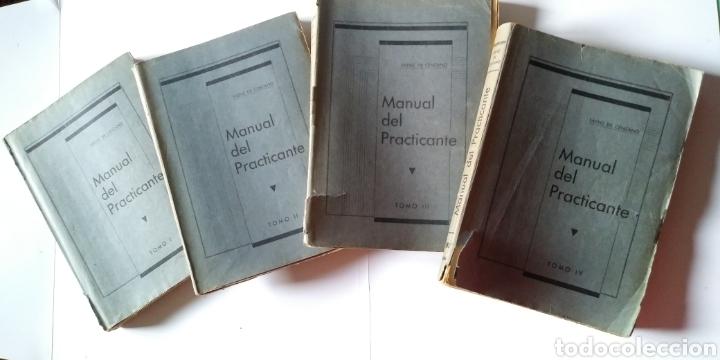 Libros de segunda mano de Ciencias: MANUAL DEL PRACTICANTE - Foto 2 - 198533457
