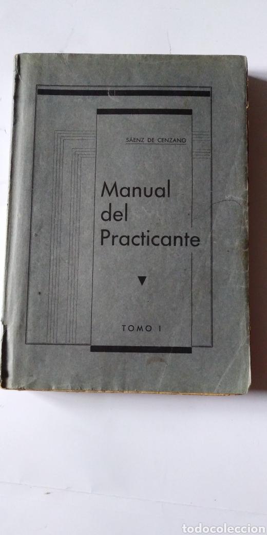 Libros de segunda mano de Ciencias: MANUAL DEL PRACTICANTE - Foto 3 - 198533457