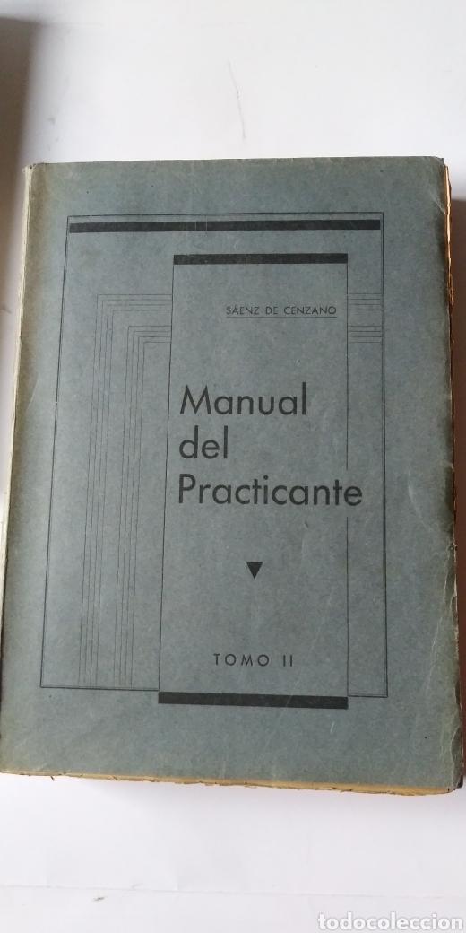 Libros de segunda mano de Ciencias: MANUAL DEL PRACTICANTE - Foto 5 - 198533457