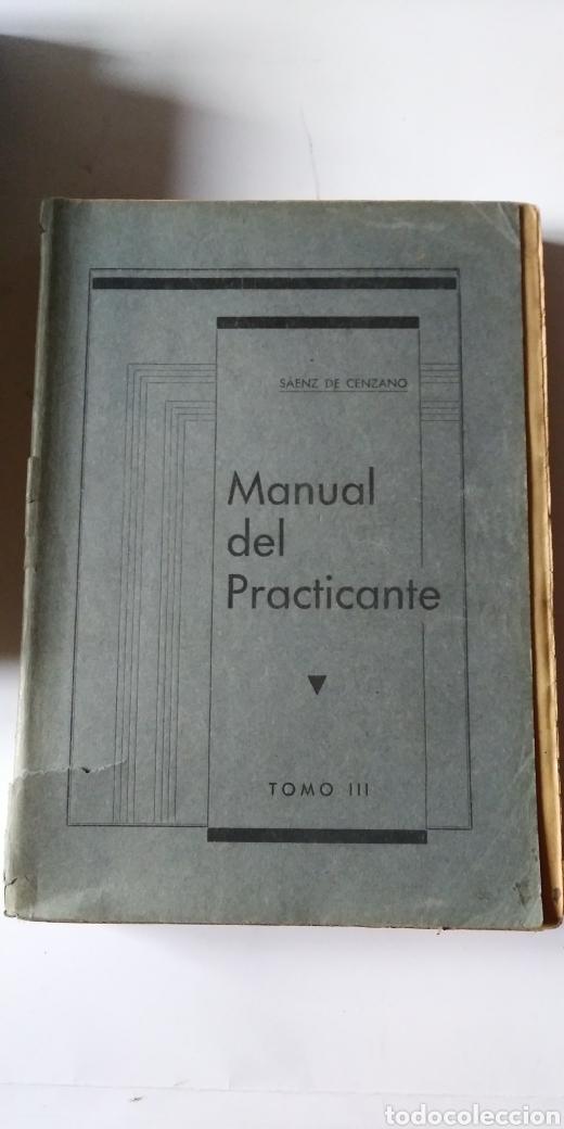 Libros de segunda mano de Ciencias: MANUAL DEL PRACTICANTE - Foto 7 - 198533457