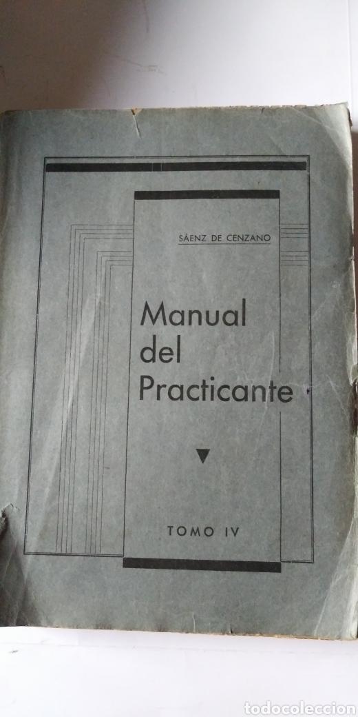 Libros de segunda mano de Ciencias: MANUAL DEL PRACTICANTE - Foto 9 - 198533457