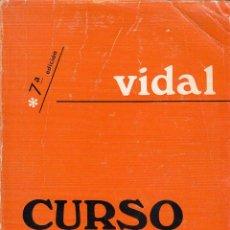 Libros de segunda mano de Ciencias: REF.0032236 CURSO DE FÍSICA. Lote 199160812