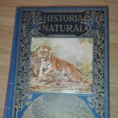 Livros em segunda mão: HISTORIA NATURAL. Lote 199179567