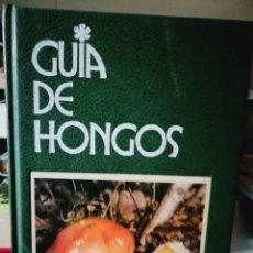Livres d'occasion: GUIA DE HONGOS. GIOVANNI PACIONI. Lote 199242538