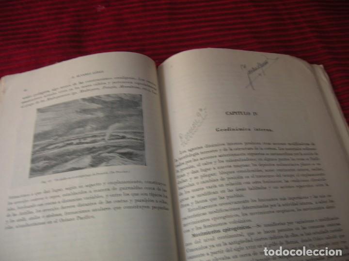 Libros de segunda mano: Libro Geologia y Citologia por Enrique Alvarez Lopez,año 1943 - Foto 3 - 199453813