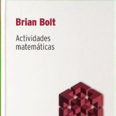 Libros de segunda mano de Ciencias: ACTIVIDADES MATEMÁTICAS - BRIAN BOLT. Lote 199729540